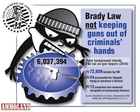 Brady Background Check Brady Background Checks On Gun Purchases A Dismal Failure
