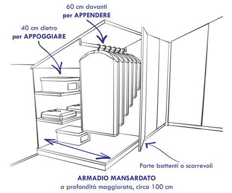 armadio 40 cm armadio al centimetro il su misura ma pi