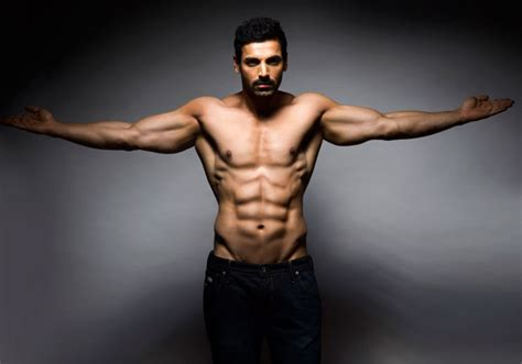 aktor filipina six pack john abraham has been told to shed 20kg for next movie