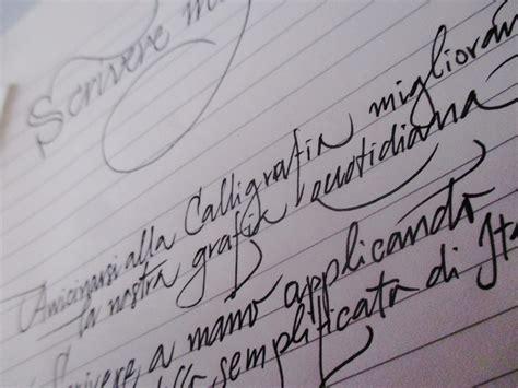 lettere calligrafia calligrafia e scrittura elegante