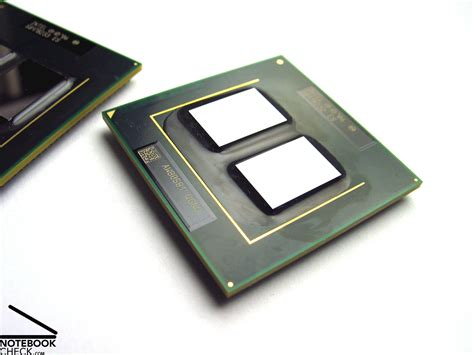 test cpu comparative review of the intel 2 notebook cpus