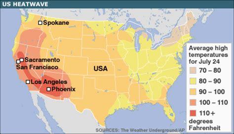 san jose heat map news americas deaths mount amid california heat