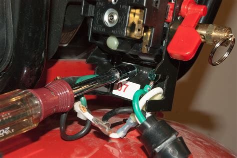how to replace an air compressor pressure switch repair