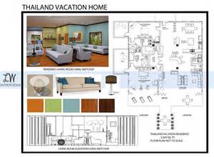 Interior Layout by Interior Design Portfolio Lauren Williams Archinect