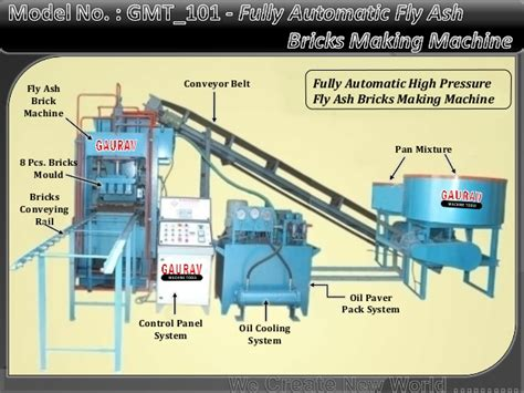 fly ash bricks plant