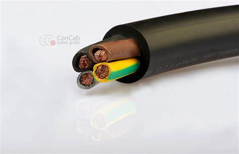 rubber cables concab kabel gmbh