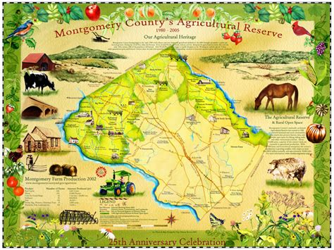 maryland agriculture map voter s resource montgomery county candidates on the ag