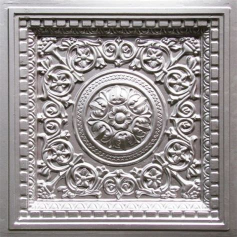 Decorative Metal Ceiling Tiles by Faux Tin Decorative Ceiling Tile Wall Decor Photo Or