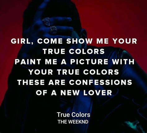true colors lyrics as 25 melhores ideias de true colors lyrics no