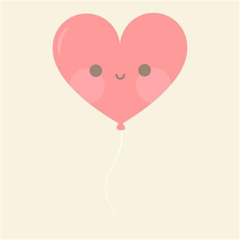 happy balloons hawaii kawaii blog kawaii heart balloon by apparate on deviantart