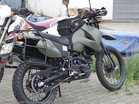 Bundeswehr Motorrad Kaufen by Ktm Ktm Lc4 E 400 Moto Zombdrive