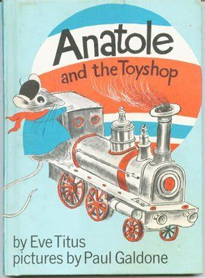 toys of desperation books read book anatole and the toyshop titus