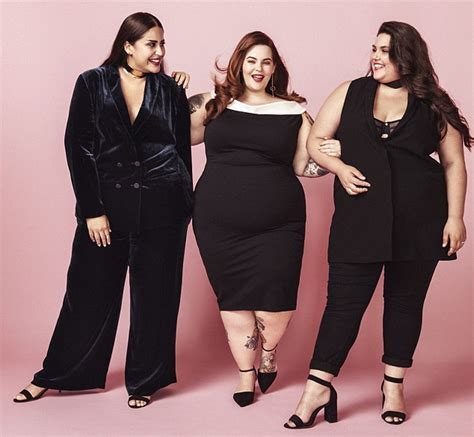 plus size tattoo models tess holliday advocates positivity plus size modeling