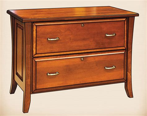 File Cabinets Inspiring Oak Lateral File Cabinet 2 Drawer Solid Wood Lateral File Cabinet 2 Drawer