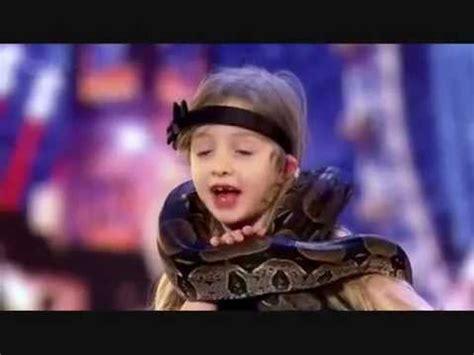 Amazing Auditions 15 Olivia Binfield Britains Got | amazing auditions 15 olivia binfield britains got