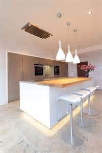 Suspended Ceiling Extractor Fans Robins Bespoke Contemporary Kitchen With A Compact