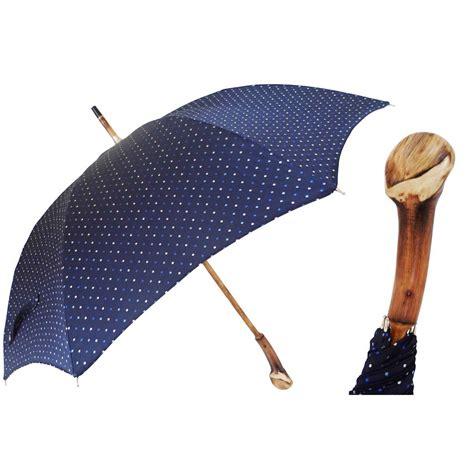 Handmade Umbrellas - pasotti ombrelli blue dotted best handmade s
