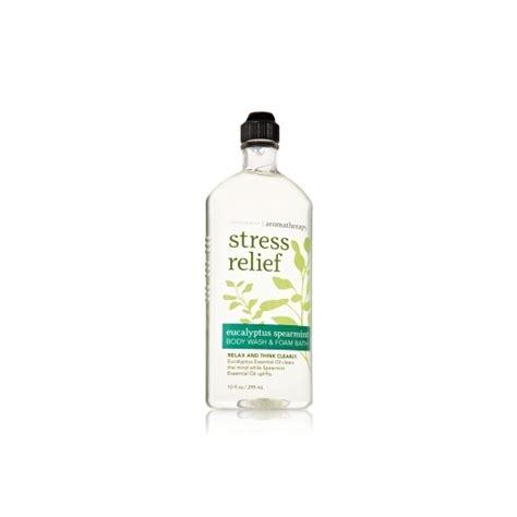 Bath Works Aromatherapy bath works aromatherapy wash foam bath stress relief eucalyptus spearmint