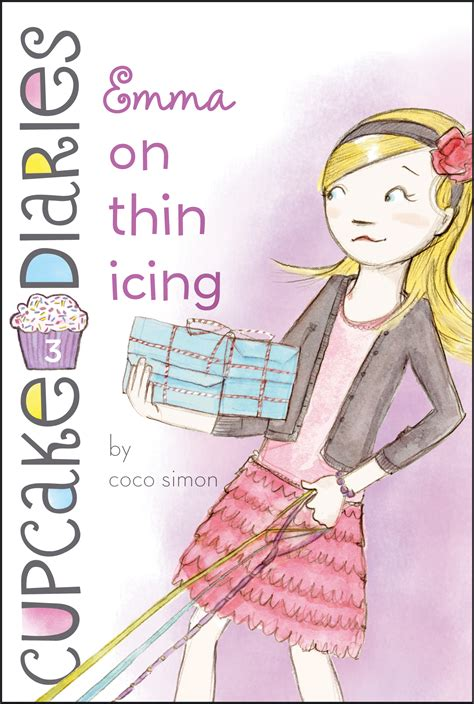 on thin books on thin icing book by coco simon official