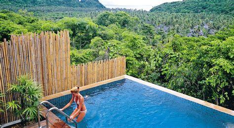 best hotel on phi phi island luxury hotel with pool villas suites phi phi