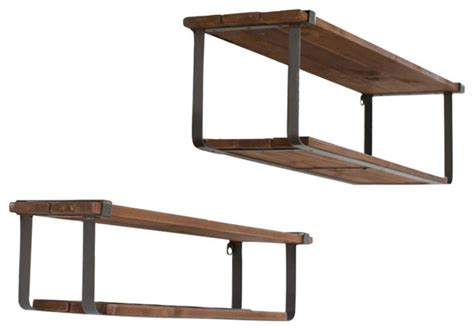 wall shelves wood and metal wall shelves wood and metal