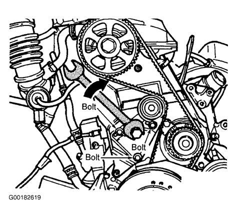 service manual installing  serpintine belt    jaguar  type  jaguar  type