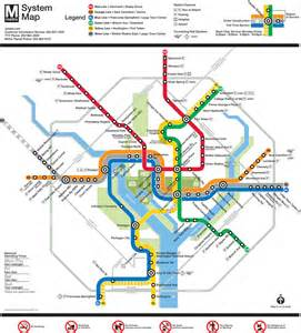 Map Metro by Map Of Metro Subway
