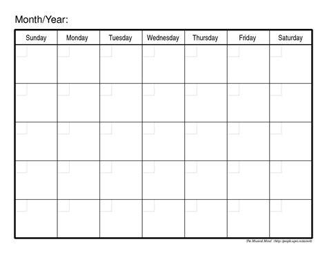 printable calendar blank blank calendar print out free calendar 2017 2018