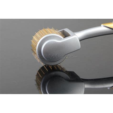 Zgts Derma Roller Titanium Dermaroller zgts derma roller integrated sealed wheel design 192 needle coated with titanium