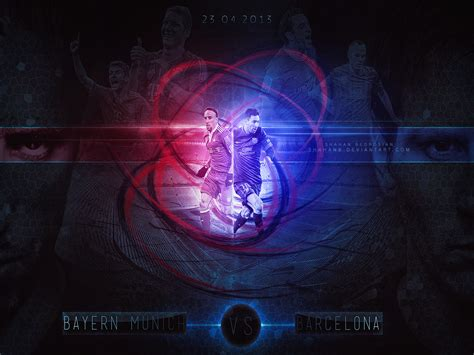 wallpaper barcelona vs bayer munchen barcelona vs bayern munich wallpapers barcelona vs