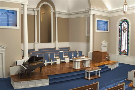 Traditional Church & Sanctuary Renovations   Church Interiors