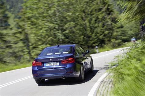 2015 Bmw 3 Series Horsepower by 2015 Bmw 3 Series Gets A Facelift
