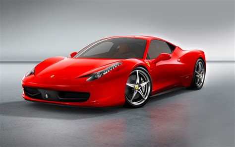 Super Cars: Ferrari 458 Italia