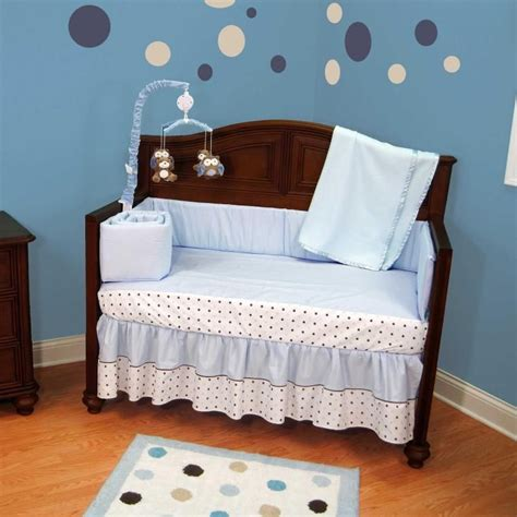 Solid Blue Crib Bedding Jabra Sport Pace Wireless Earbuds Blue Manufacturer Refurbished Polka Dot Nursery