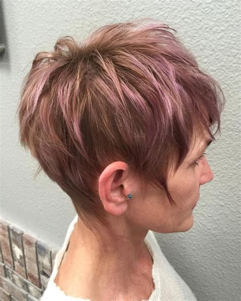 hairstyles and highlights for the over 50 90 classy and simple short hairstyles for women over 50
