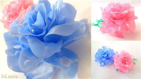 fiori fatti con cucchiai di plastica tutorial fiori con cucchiai di plastica is