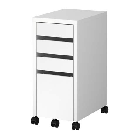 ikea file storage micke drawer unit drop file storage white ikea