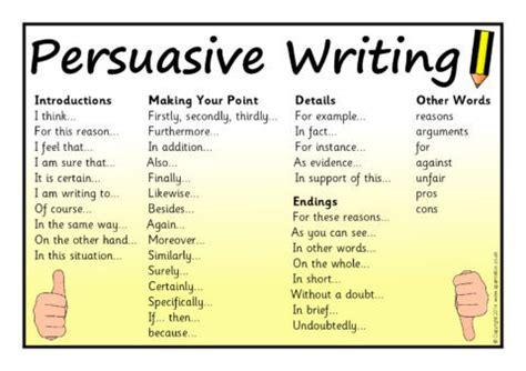 Pdf Hey What Are Some Persuasive Topic persuasive writing word mat sb10598 sparklebox