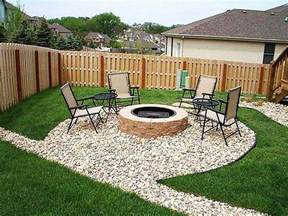 backyard pit backyard designs ideas with outdoor pit