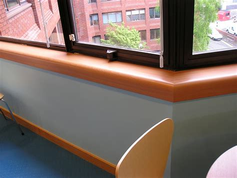 Laminate Window Sill Bespoke Pipe Boxing Ducting Casings Cubicles Projects