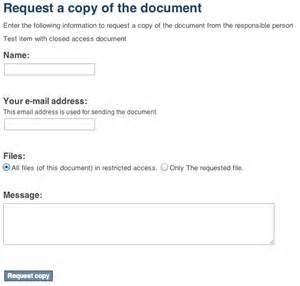 request a copy dspace 4 x documentation duraspace wiki