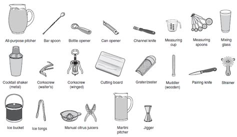 Guide to Indispensable Bar Tools and Glassware
