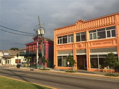 New Orleans Food St Office by New Orleans Healing Center On St Claude Food
