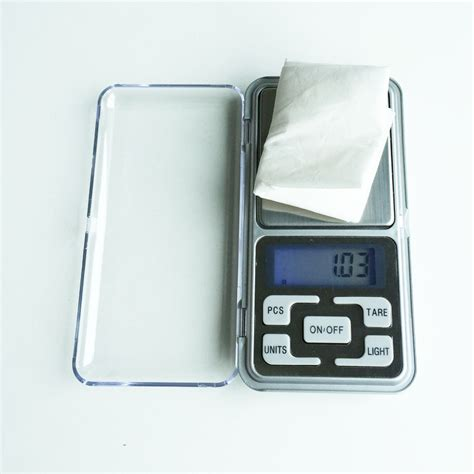 electronic lcd display scale mini pocket digital scale