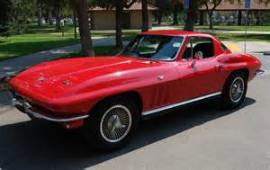 1966 Chevrolet Corvette Stingray 1966 Chevy Corvette Stingray