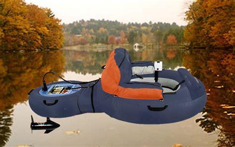 inner tube boat trolling motor quel float tube utilisez vous