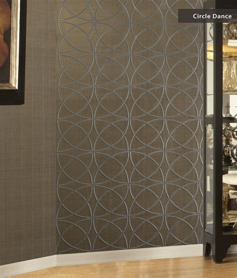 Modern Wall Coverings by Atrium Wallcoverings Modern Wallpaper Embossed