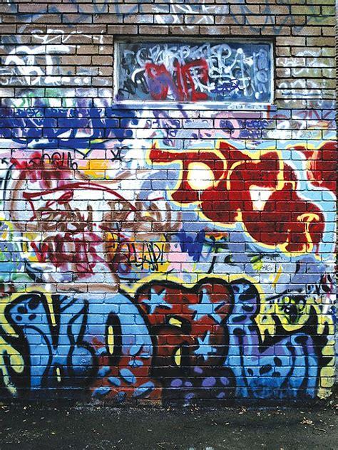 sports beige skateboard graffiti wallpaper mural border