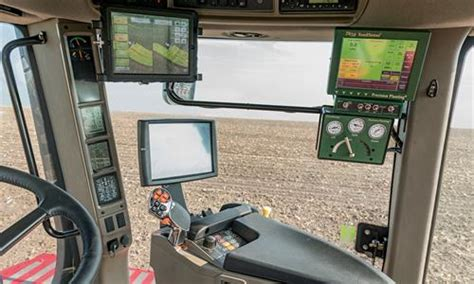 20 20 Planter Monitor by 1200 Series Early Riser Seed Planter Ih