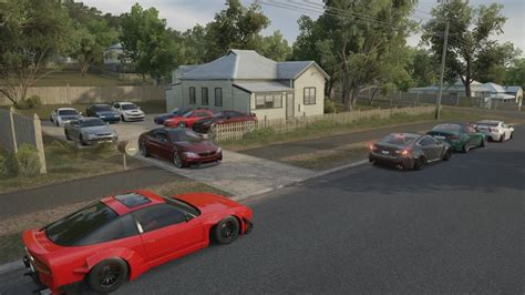 stanced cars forza horizon 3 forza horizon 3 street stance car meet cruising w